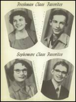 1951 Anton High School Yearbook Page 40 & 41