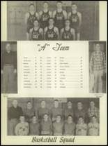 1951 Anton High School Yearbook Page 52 & 53