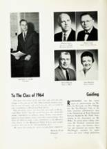 1964 Hempstead High School Yearbook Page 18 & 19