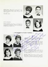 1964 Hempstead High School Yearbook Page 36 & 37