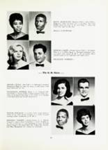 1964 Hempstead High School Yearbook Page 42 & 43