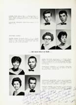 1964 Hempstead High School Yearbook Page 54 & 55