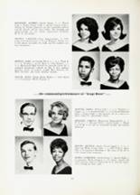 1964 Hempstead High School Yearbook Page 58 & 59