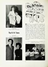 1964 Hempstead High School Yearbook Page 98 & 99