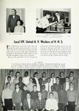 1964 Hempstead High School Yearbook Page 118 & 119