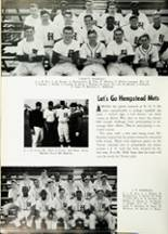 1964 Hempstead High School Yearbook Page 156 & 157