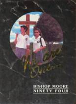 1994 Yearbook Bishop Moore High School