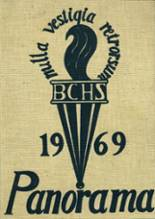 1969 Yearbook Binghamton Central High School (thru 1982)
