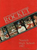 1987 Yearbook Neenah High School
