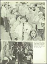 1972 French High School Yearbook Page 28 & 29
