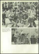 1972 French High School Yearbook Page 32 & 33