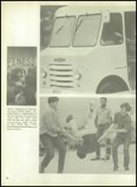 1972 French High School Yearbook Page 34 & 35