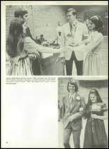 1972 French High School Yearbook Page 40 & 41