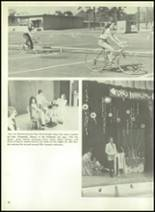 1972 French High School Yearbook Page 46 & 47