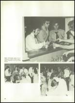 1972 French High School Yearbook Page 64 & 65