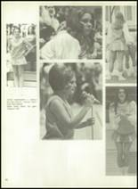 1972 French High School Yearbook Page 92 & 93