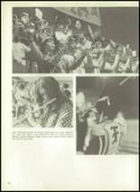 1972 French High School Yearbook Page 100 & 101