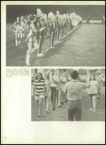 1972 French High School Yearbook Page 102 & 103
