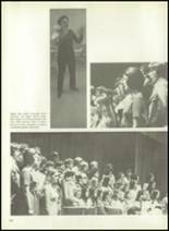 1972 French High School Yearbook Page 108 & 109