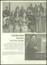 1972 French High School Yearbook Page 110 & 111