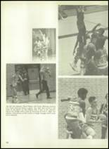 1972 French High School Yearbook Page 134 & 135