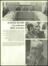 1972 French High School Yearbook Page 170 & 171