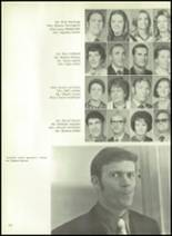 1972 French High School Yearbook Page 180 & 181