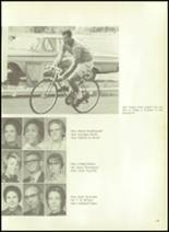 1972 French High School Yearbook Page 182 & 183