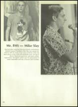1972 French High School Yearbook Page 204 & 205