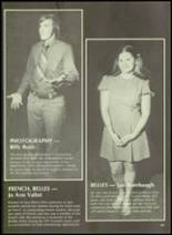 1972 French High School Yearbook Page 210 & 211