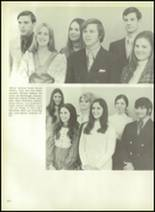 1972 French High School Yearbook Page 214 & 215