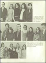 1972 French High School Yearbook Page 216 & 217