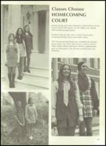1972 French High School Yearbook Page 220 & 221