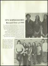 1972 French High School Yearbook Page 248 & 249