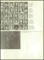 1972 French High School Yearbook Page 254 & 255