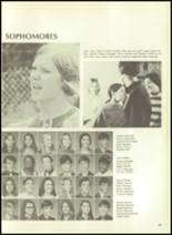 1972 French High School Yearbook Page 258 & 259