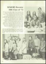 1972 French High School Yearbook Page 276 & 277
