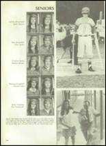 1972 French High School Yearbook Page 280 & 281