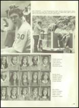 1972 French High School Yearbook Page 284 & 285
