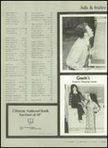 1972 French High School Yearbook Page 306 & 307