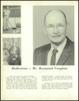 1964 Paris High School Yearbook Page 10 & 11