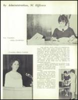 1964 Paris High School Yearbook Page 12 & 13