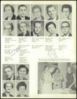 1964 Paris High School Yearbook Page 14 & 15