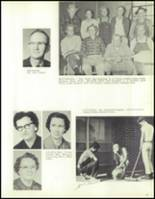 1964 Paris High School Yearbook Page 16 & 17