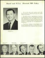 1964 Paris High School Yearbook Page 18 & 19