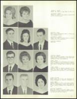 1964 Paris High School Yearbook Page 20 & 21