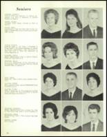 1964 Paris High School Yearbook Page 22 & 23