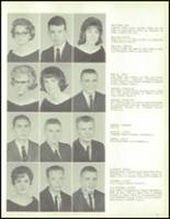 1964 Paris High School Yearbook Page 24 & 25