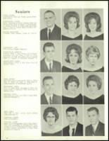 1964 Paris High School Yearbook Page 26 & 27