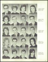 1964 Paris High School Yearbook Page 28 & 29